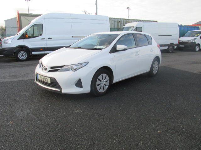 2015 Toyota Auris 1.4D4D Terra VAN 4DR (152D14711) Image 7