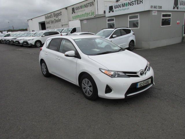 2015 Toyota Auris 1.4D4D Terra VAN 4DR (152D14912)