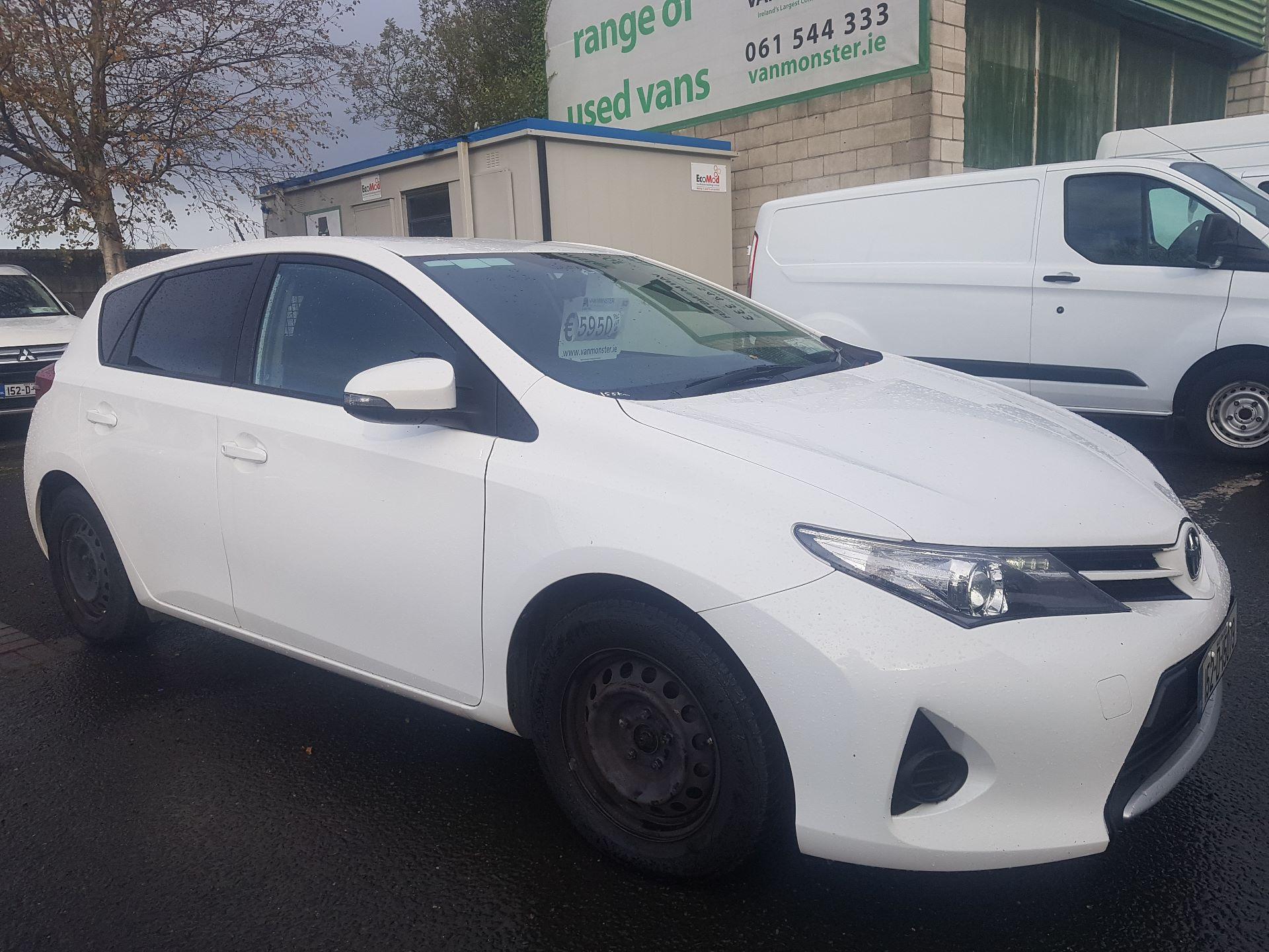 2015 Toyota Auris 1.4D4D Terra VAN 4DR (152D15079)