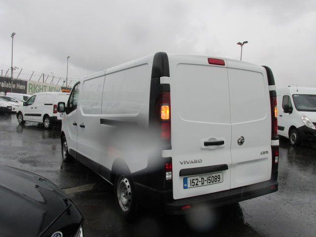 2015 Vauxhall Vivaro 2900 L2H1 CDTI P/V (152D15089) Image 5