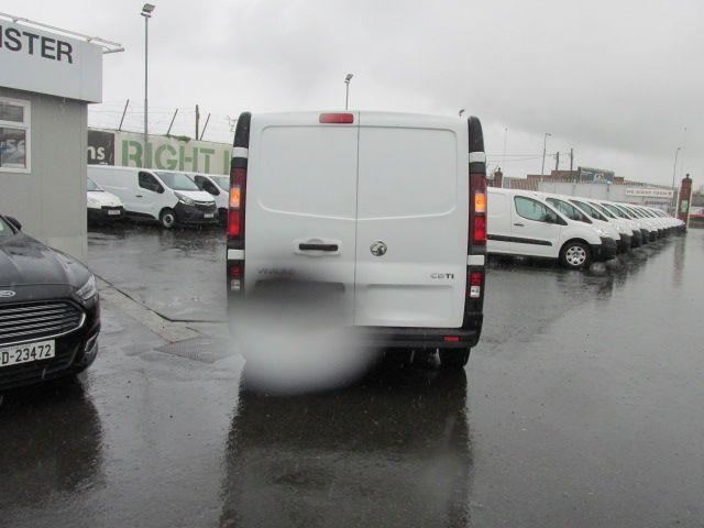 2015 Vauxhall Vivaro 2900 L2H1 CDTI P/V (152D15089) Image 4