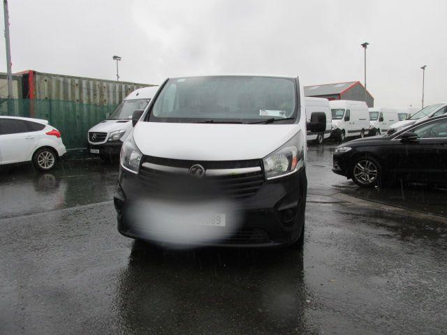 2015 Vauxhall Vivaro 2900 L2H1 CDTI P/V (152D15089) Image 8