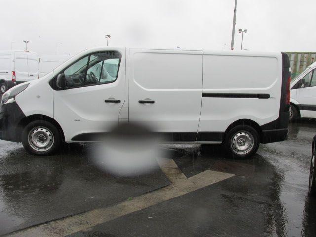 2015 Vauxhall Vivaro 2900 L2H1 CDTI P/V (152D15089) Image 6