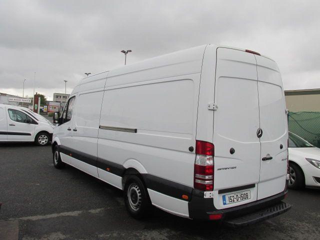2015 Mercedes-Benz Sprinter 313/43 CDI VAN 5DR (152D15108) Image 5