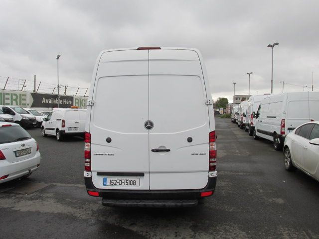 2015 Mercedes-Benz Sprinter 313/43 CDI VAN 5DR (152D15108) Image 4