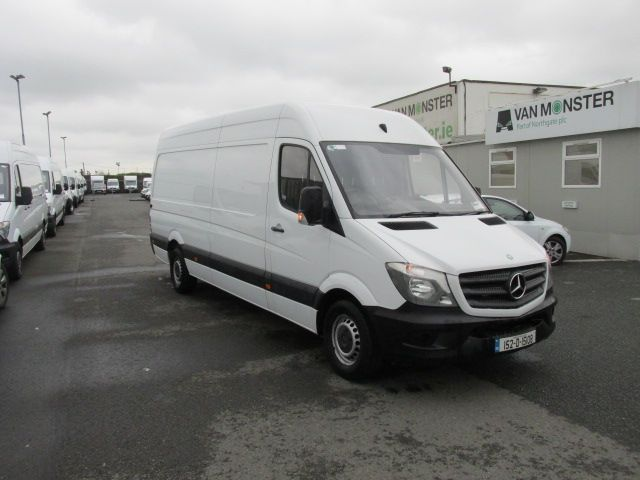 2015 Mercedes-Benz Sprinter 313/43 CDI VAN 5DR