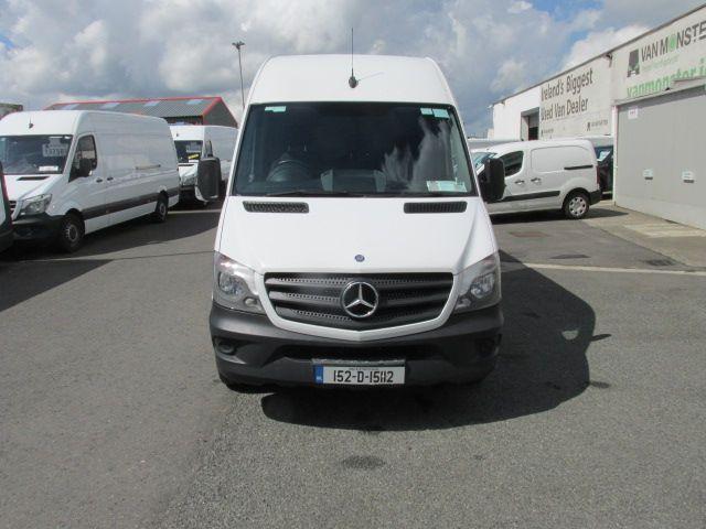2015 Mercedes-Benz Sprinter 313/43 CDI VAN 5DR (152D15112) Image 2