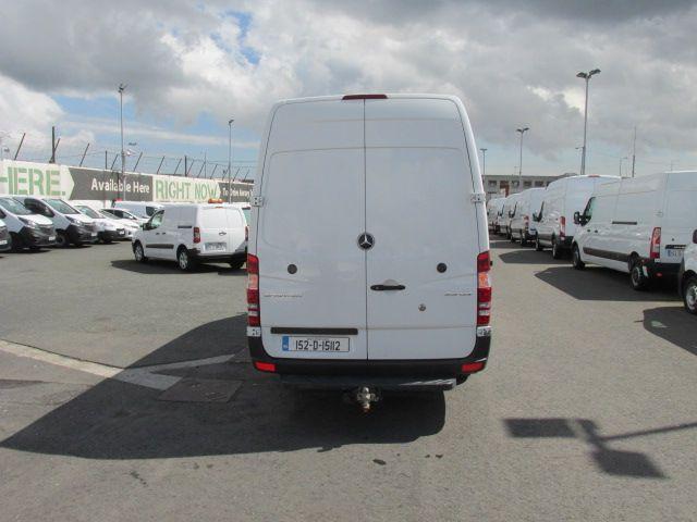 2015 Mercedes-Benz Sprinter 313/43 CDI VAN 5DR (152D15112) Image 6
