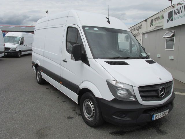 2015 Mercedes-Benz Sprinter 313/36 CDI VAN 5DR