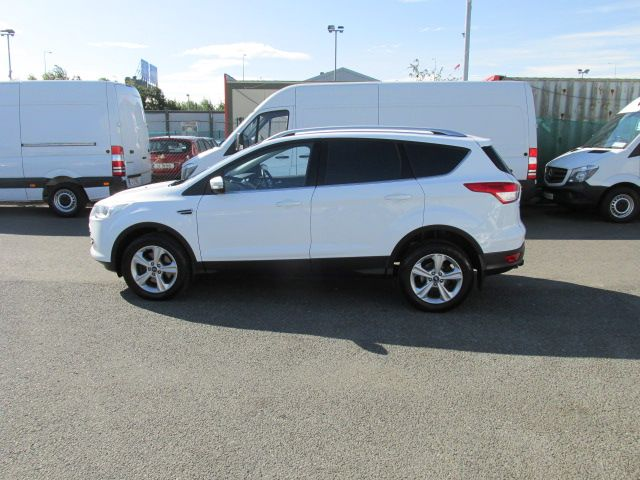 2015 Ford Kuga Commercial Commercial Zetec 2S 120 FWD (152D15853) Image 4