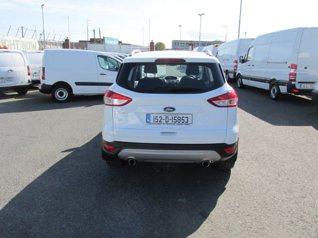 2015 Ford Kuga Commercial Commercial Zetec 2S 120 FWD (152D15853) Image 6