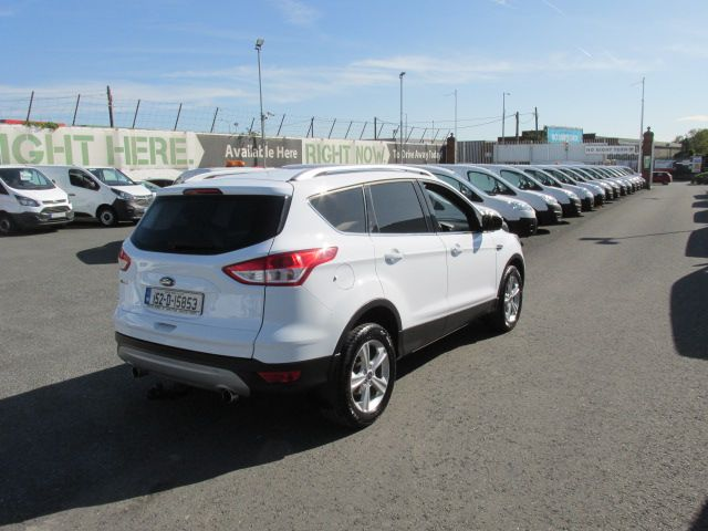 2015 Ford Kuga Commercial Commercial Zetec 2S 120 FWD (152D15853) Image 7