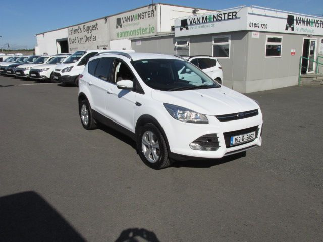 2015 Ford Kuga Commercial Commercial Zetec 2S 120 FWD (152D15853)