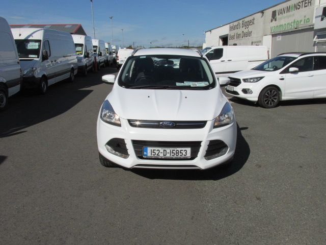 2015 Ford Kuga Commercial Commercial Zetec 2S 120 FWD (152D15853) Image 2