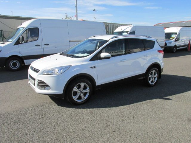 2015 Ford Kuga Commercial Commercial Zetec 2S 120 FWD (152D15853) Image 3