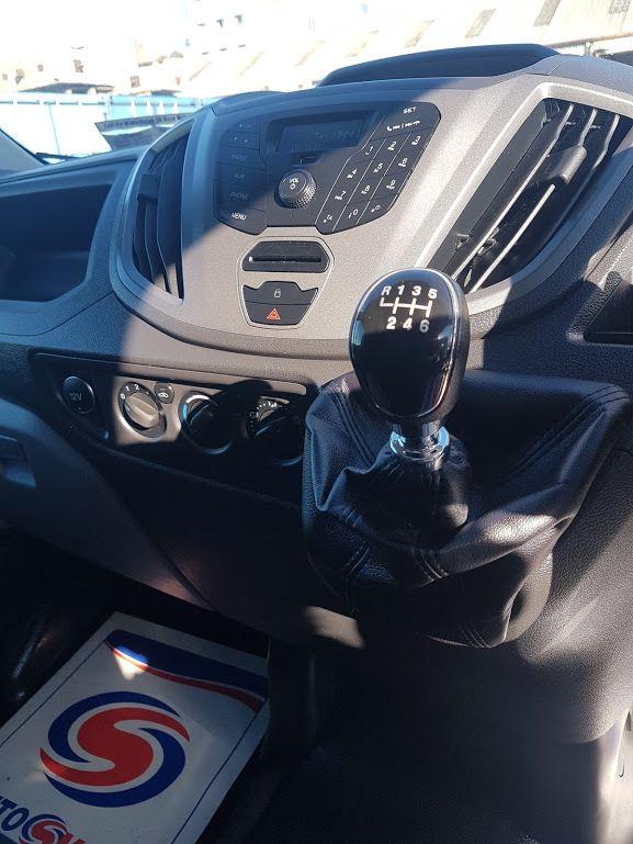 2015 Ford Transit 350 H/R P/V (152D15895) Image 4