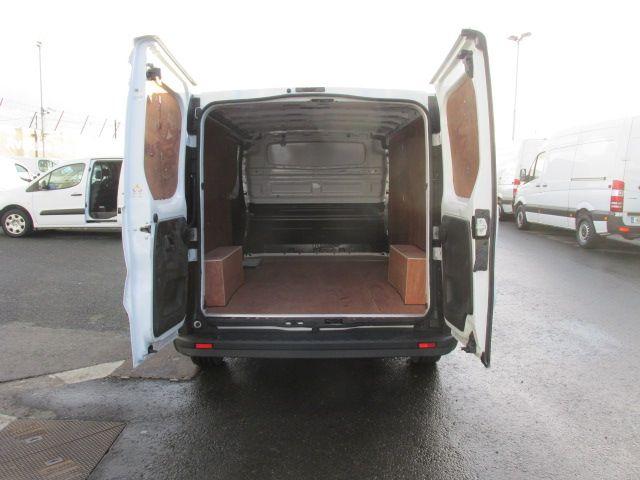 2015 Vauxhall Vivaro 2900 L2H1 CDTI P/V (152D15899) Image 10