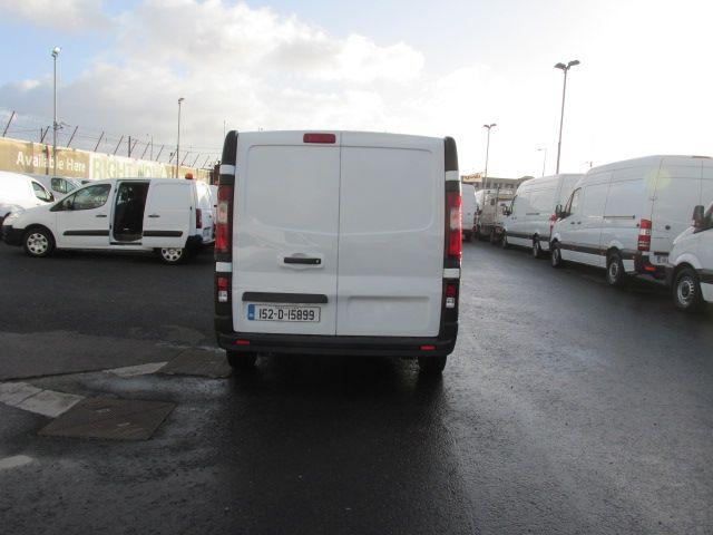 2015 Vauxhall Vivaro 2900 L2H1 CDTI P/V (152D15899) Image 4