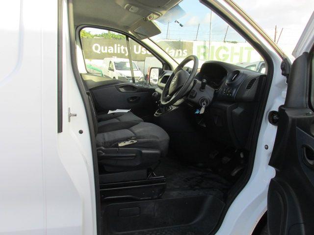 2015 Vauxhall Vivaro 2900 L2H1 CDTI P/V (152D15899) Image 11