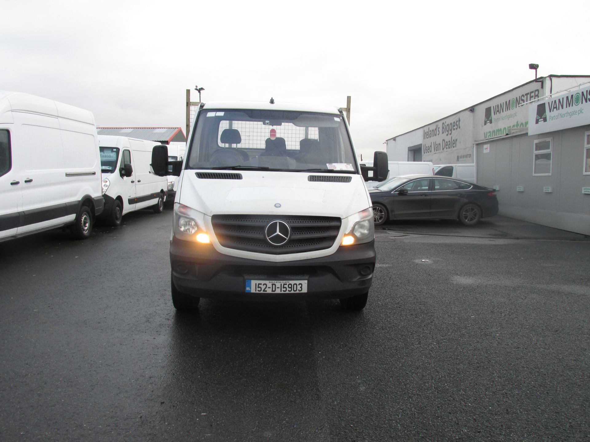 2015 Mercedes Sprinter 313 CDI - SPRINTER -  DROPSIDE  WITH  TAILLIFT  - (152D15903) Image 7