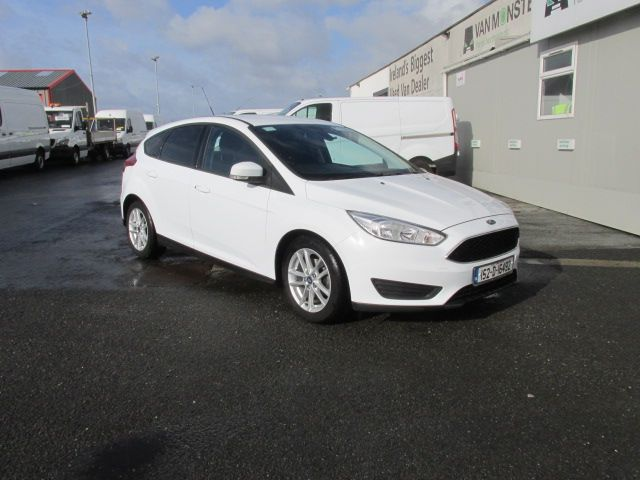 2015 Ford Focus 1.6tdci 95PS VAN 4DR (152D16492)