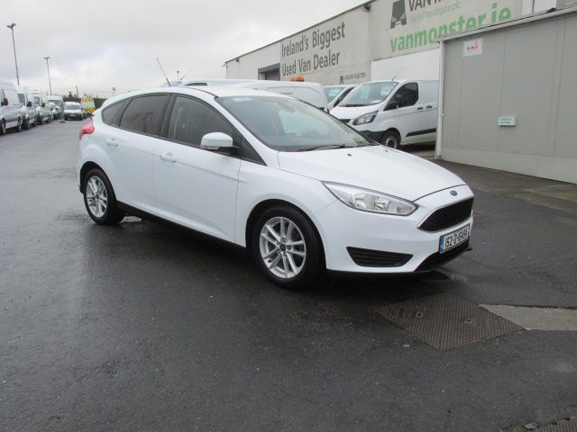 2015 Ford Focus 1.6tdci 95PS VAN 4DR (152D16494)