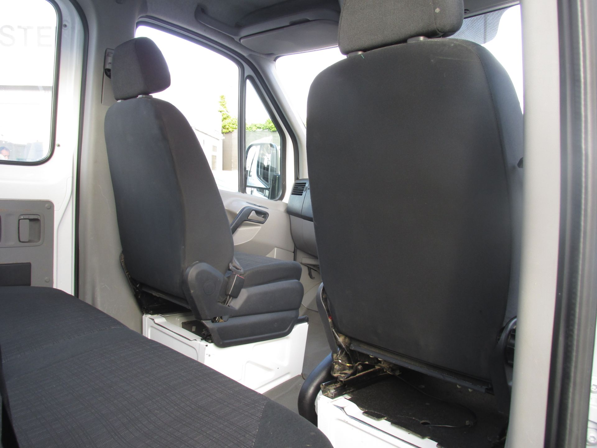 2015 Mercedes Sprinter 313 CDI - CREW  CAB 6 SEATER - DROPSIDE - TIPPER - SALE PRICE   (152D16906) Image 10