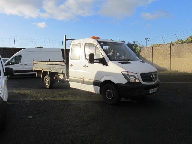 2015 Mercedes Sprinter 313 CDI  Duel Cab - Tipper - Low Miles -  COMING INTO STOCK SOON  - (152D16906)