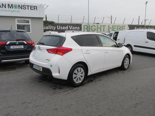 2015 Toyota Auris 1.4D4D Terra VAN 4DR (152D17364) Image 3