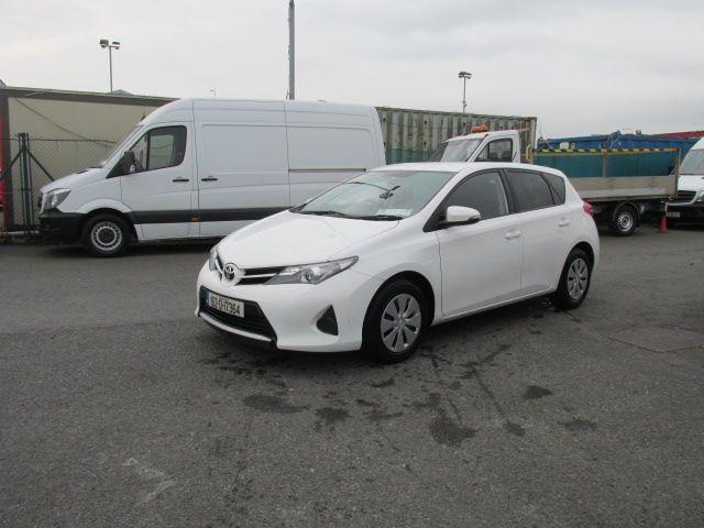 2015 Toyota Auris 1.4D4D Terra VAN 4DR (152D17364) Image 7