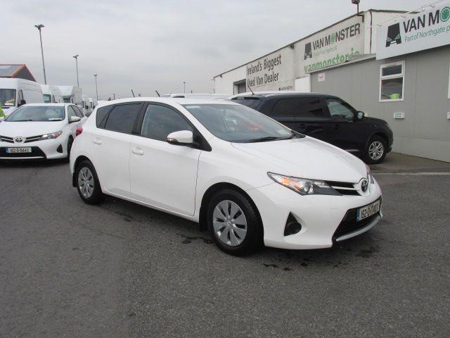 2015 Toyota Auris 1.4D4D Terra VAN 4DR (152D17407)