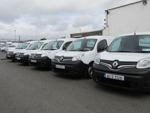 2015 Renault Kangoo 1.5 DCI 75BHP 2015 2DR  -  Selection From  € 4950 - While Stocks Last - (152D17414)