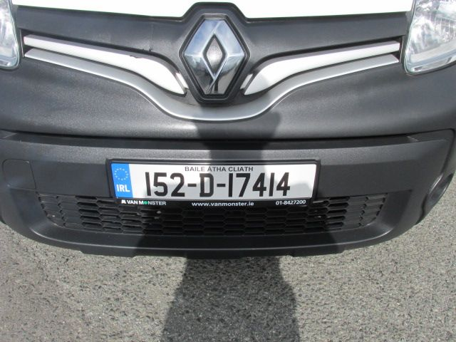 2015 Renault Kangoo 1.5 DCI 75BHP 2015 2DR  -  Selection From  € 4950 - While Stocks Last - (152D17414) Image 2