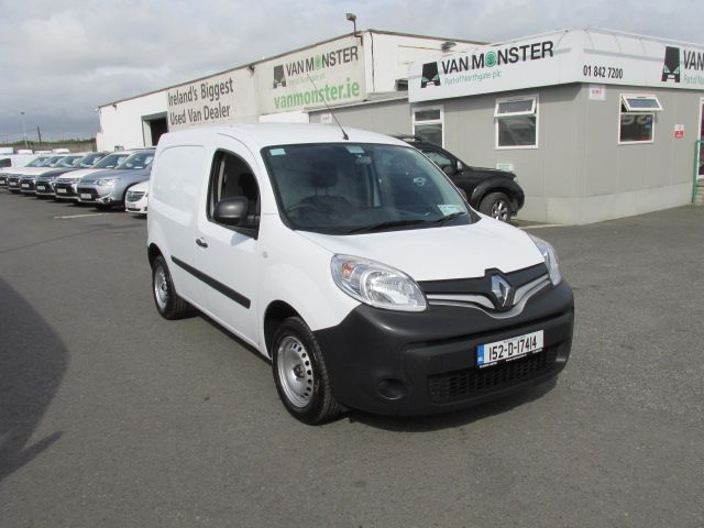 2015 Renault Kangoo 1.5 DCI 75BHP 2015 2DR  -  Selection From  € 4950 - While Stocks Last - (152D17414) Image 3