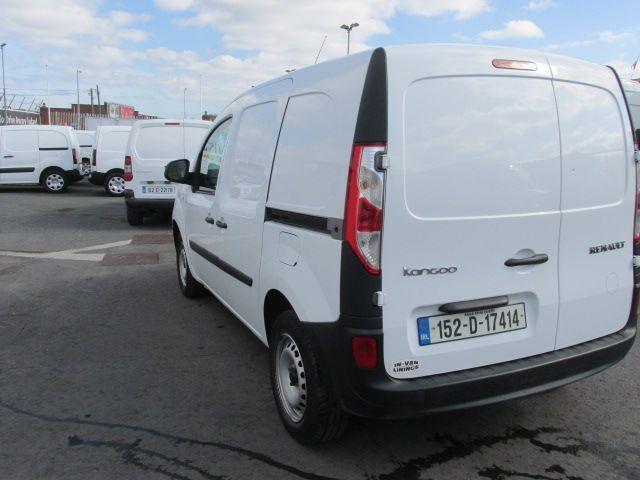 2015 Renault Kangoo 1.5 DCI 75BHP 2015 2DR (152D17414) Image 5