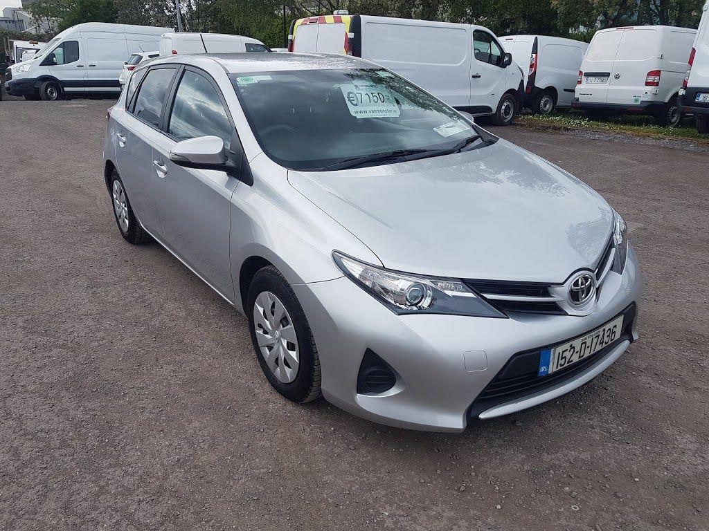 2015 Toyota Auris 1.4D4D Terra VAN 4DR (152D17436)