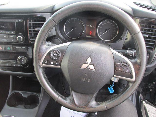 2015 Mitsubishi Outlander 4WD 6MT N1 Comm 4DR (152D18366) Image 12