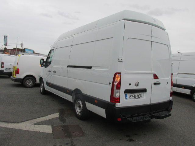 2015 Vauxhall Movano R3500 L3H3 P/V CDTI (152D18381) Image 5