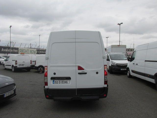 2015 Renault Master III RWD LML35 DCI 165 Energy Busin (152D19346) Image 4