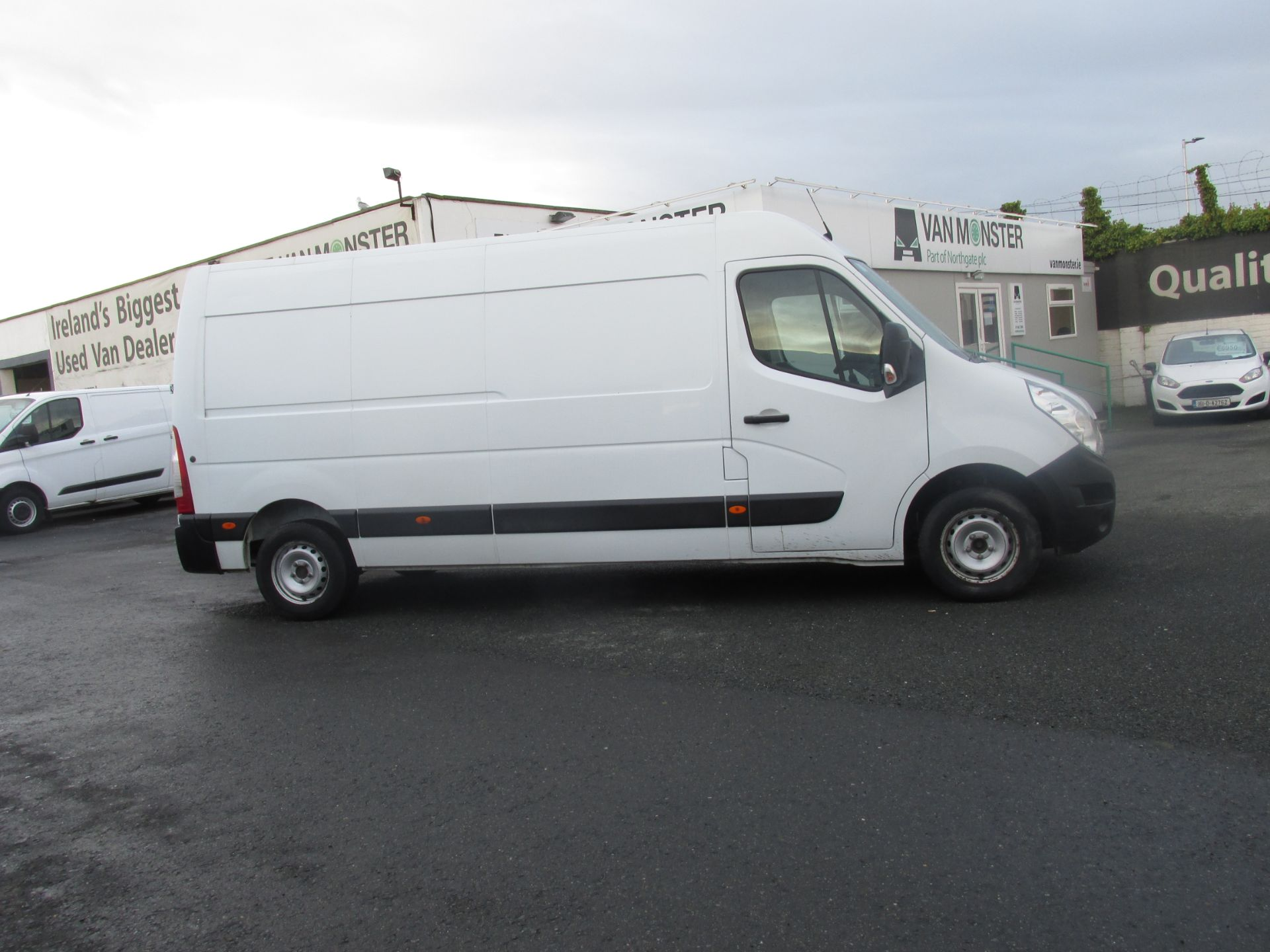 2015 Renault Master III FWD LM35 DCI 125 Business 3DR (152D19497) Image 2