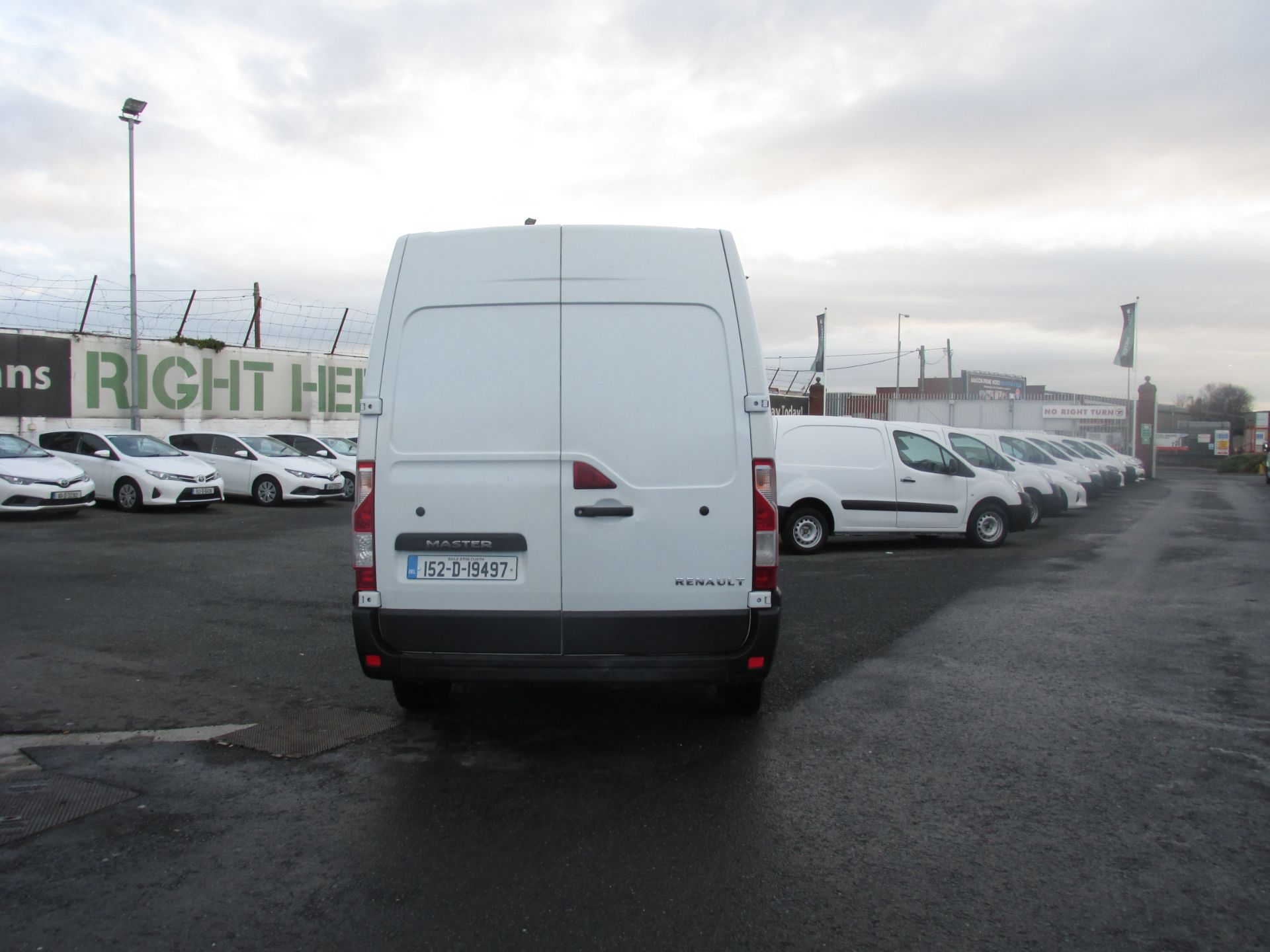 2015 Renault Master III FWD LM35 DCI 125 Business 3DR (152D19497) Image 4