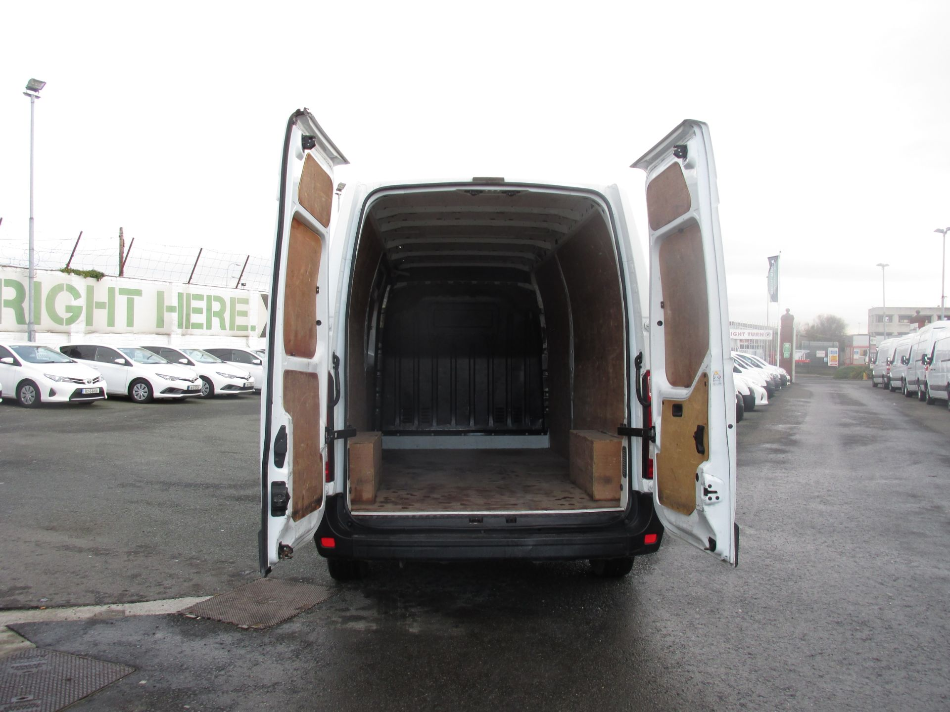 2015 Renault Master III FWD LM35 DCI 125 Business 3DR (152D19497) Image 11