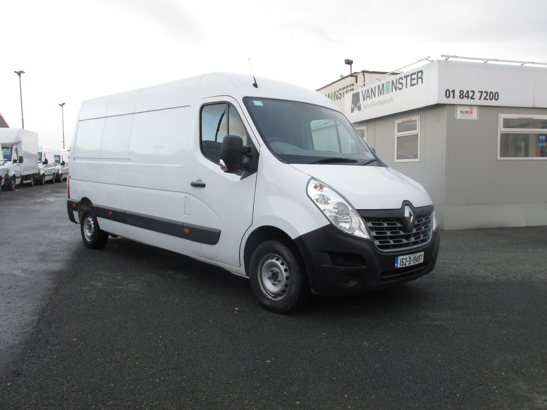 2015 Renault Master III FWD LM35 DCI 125 Business 3DR (152D19497) Image 1