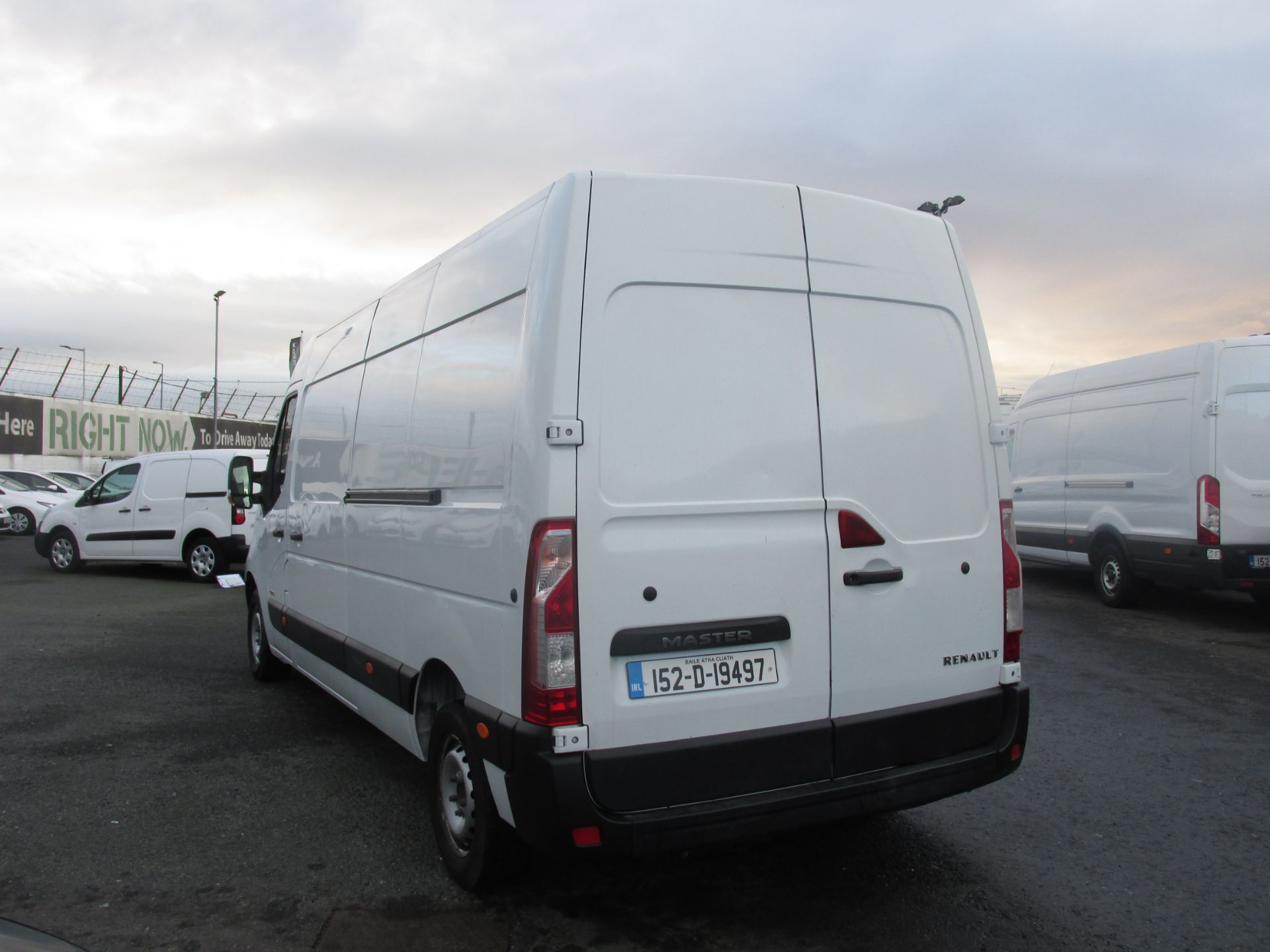 2015 Renault Master III FWD LM35 DCI 125 Business 3DR (152D19497) Image 5