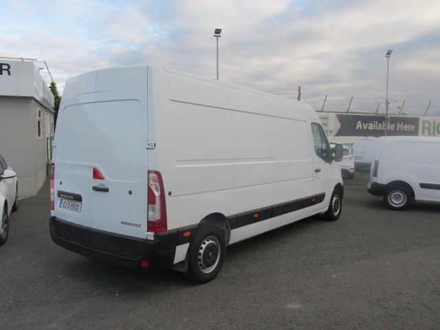 2015 Renault Master III FWD LM35 DCI 125 Business 3DR (152D19500) Image 5