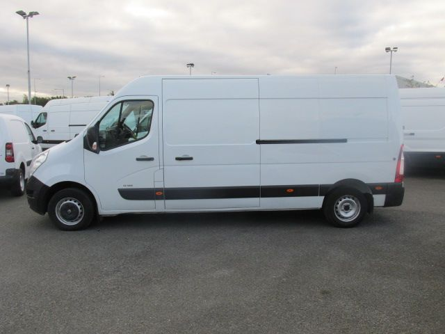 2015 Renault Master III FWD LM35 DCI 125 Business 3DR (152D19500) Image 3