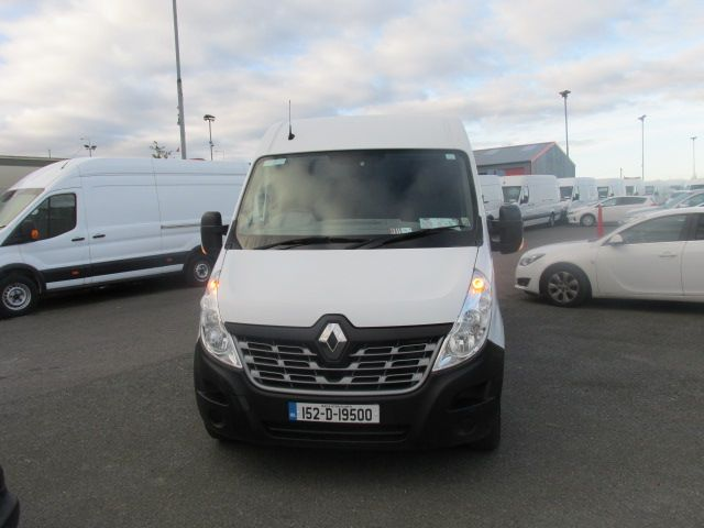 2015 Renault Master III FWD LM35 DCI 125 Business 3DR (152D19500) Image 2