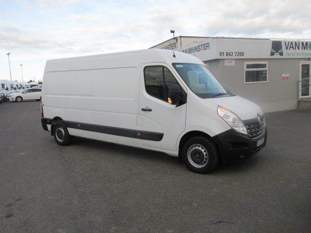 2015 Renault Master III FWD LM35 DCI 125 Business 3DR (152D19500)