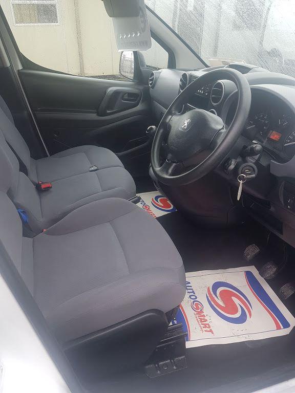 2015 Peugeot Partner HDI SE L1 850 (152D19641) Image 6