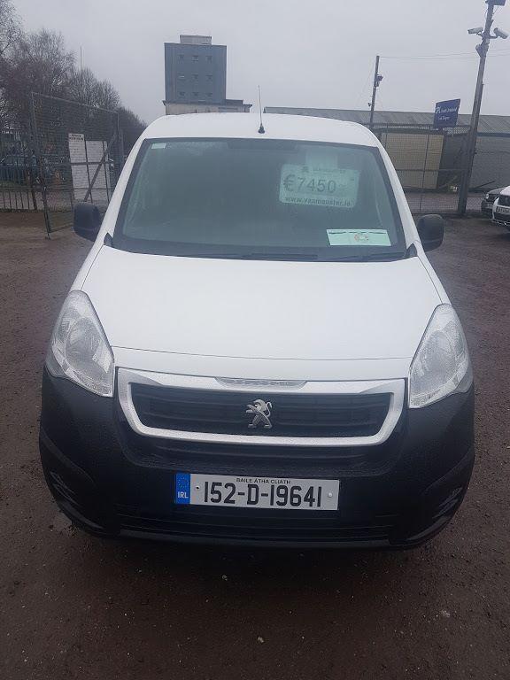 2015 Peugeot Partner HDI SE L1 850 (152D19641) Image 2